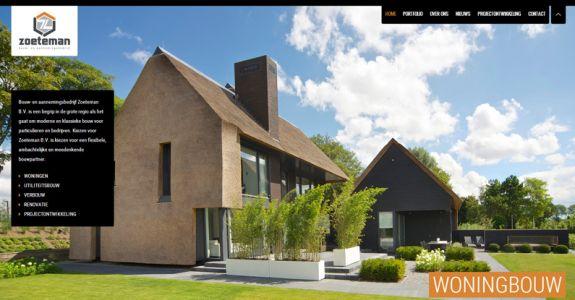 Zoeteman heeft een nieuwe website!